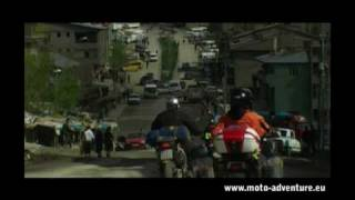 preview picture of video 'Motorbike trip to Iran'