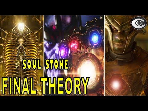 Soul stone Final Theory |Explained in Hindi| COMICS COMMUNITY