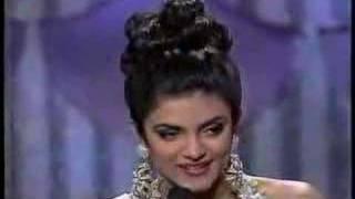 Miss Universe 1994 - Sushmita Sen (INDIA)