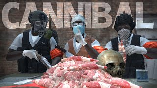 How I Started DayZ's BIGGEST CANNIBAL CULT!