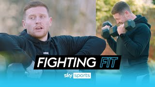 WORKOUT WITH BEHZINGA! ????| Bodyweight exercises & upper body workout | Fighting Fit