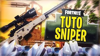 GUIDE SNIPER - Fortnite Battle Royale