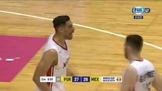 Mexico Vs Puerto Rico  - Rumbo al mundial 2019 - 02 Julio 2018.