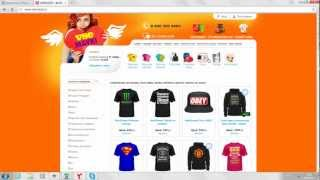 [Урок №1] Как заказать одежду на Vsemaiki.ru