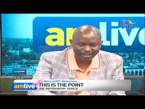 Referendum debate: 2022 politics clouds Kenya's quest for real reforms