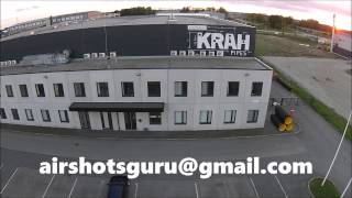preview picture of video 'Aerial footage - Krah Pipes Factory'