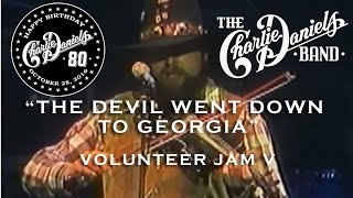 Thirtyeight years ago today The Devil Went Down to Georgia was released