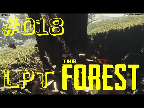 THE FOREST [HD] #018 - LPT - Navi, wir brauchen ein Navi! ★ Let's Play Together The Forest