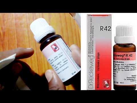 Energian Saasto—These Dr  Reckeweg R42 Varicose Drop