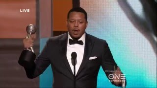 Gambar cover The 47th NAACP Image Awards: Terrence Howard Wins for