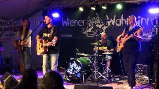 preview picture of video 'Wiener Wahnsinn unplugged in Korneuburg 14.06.2014 (Jö schau, so a Sau)'