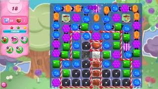 Candy Crush Saga Level 3407 NO BOOSTERS