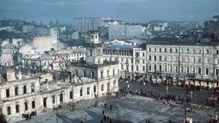 Bombardowanie Warszawy w czasie II wojny światowej