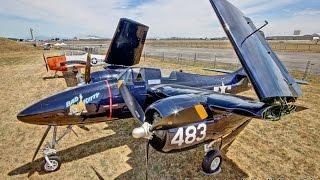 F7F Tigercat - Bad Kitty Tribute
