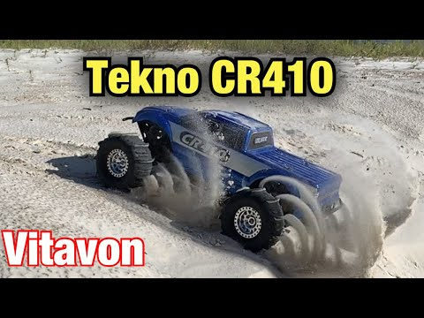 RC4WD CARBON ASSAULT FIRST DRIVE!!