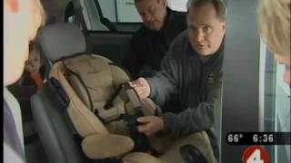 Did you know child car seats expire?