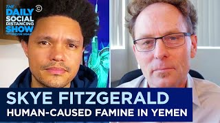 "Skye Fitzgerald - ""Hunger Ward"" & Documenting Yemen's Famine 
