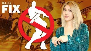"""Epic Under Fire For """"Stolen"""" Fortnite Dance Again - IGN Daily Fix"""