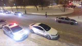 Рейд ГИБДД по водителям-наркоманам в Череповце