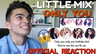 LITTLE MIX  ONLY YOU (OFFICIAL REACTION) Cheat Codes