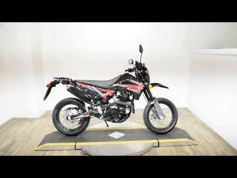 2019 SSR Motorsports XF250 Dual Sport in Wauconda, Illinois - Video 1