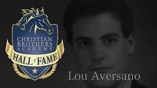 CBA HOF 2018: Lou Aversano '84
