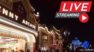 🔴LIVE: A Night At Disneyland Resort DisneyiRLTV Live Stream 3/24/19