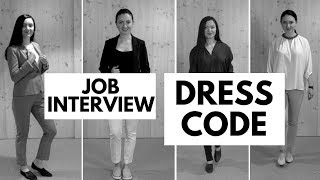 What To Wear To a Job Interview, Best Looks Ideas For 3 Types of Interviews (Women Outfits)