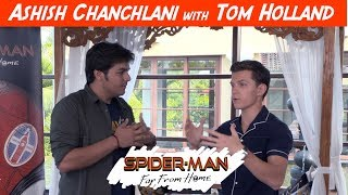 Here is an interview featuring Spiderman Tom Holland himself!!! Don't forget to watch Spiderman in theatres on 4th July!!  Super Thanks to Sony Pictures India  Shot by : Kunal Chhabhria