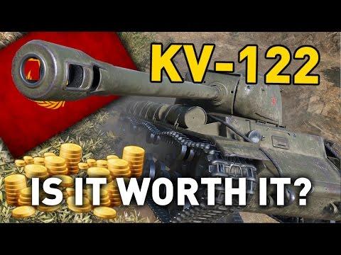 World of Tanks || KV-122 - is it Worth it?