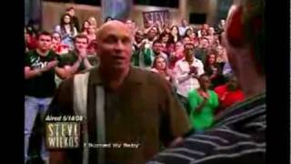YTP: Steve Wilkos goes off on responsible father