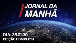Jornal da Manha - 25/01/2020