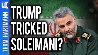 Did Trump Lure Soleimani Into Iraq To Assassinate Him?