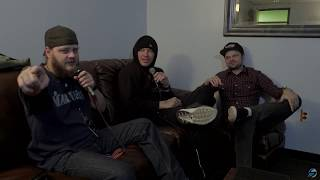 INTERVIEW: Hollywood Undead