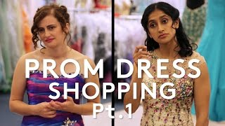 Finding The Perfect Prom Dress Shopping With Mom | Womanhood | RIOT | Kholo.pk