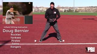 Youth Baseball Fielding Drills – Part 2 Adding the throw