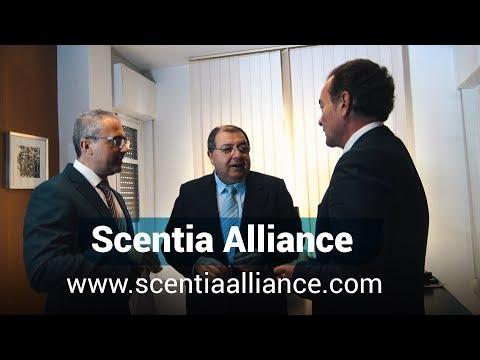 Vídeo presentación  Scentia Alliance[;;;][;;;]