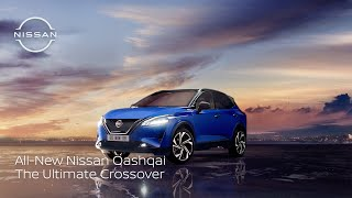YouTube Video 7PQfb-jqNz4 for Product Nissan Qashqai Compact Crossover 3rd-Gen (J12, 2021) by Company Nissan Motor in Industry Cars