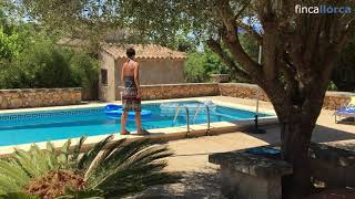 Video Rural Villa on Mallorca Son Buc