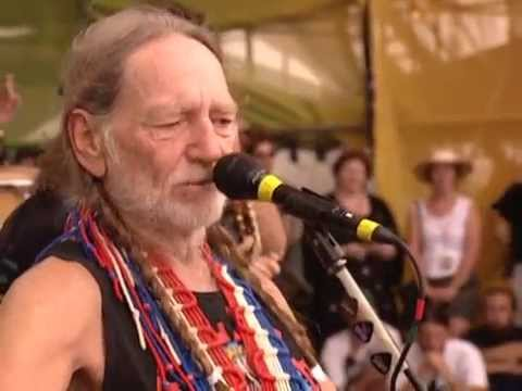 Willie Nelson - Poncho And Lefty - 7/25/1999 - Woodstock 99 East Stage (Official)