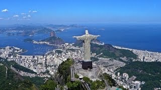 Rio de Janeiro | The Wonderful City from the Sky (Full Fly Over)