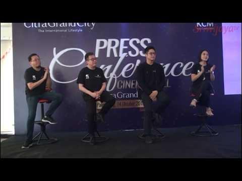 Kota Cinema Mall Akan Beri Pelatihan Untuk Komunitas Film Di Palembang