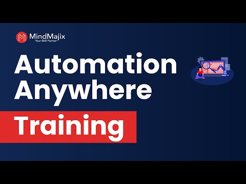 Automation Anywhere Online Certification Course ... - YouTube