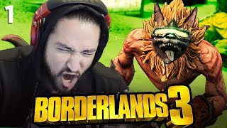 ITS EPIC BEASTMASTER TIME GAMERS • Borderlands 3 Co-Op ft. Sp00n