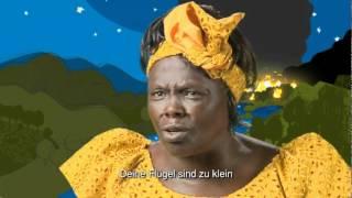 Wangaari Maathai - I will be a hummingbird