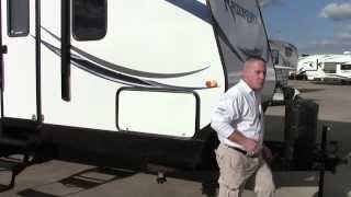New 2014 Dutchmen Razorback 2950 Travel Trailer Toy Hauler RV - Houston, Dallas & Las Cruces