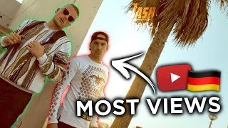 MOST VIEWED GERMAN SONGS OF ALL TIME! (2019)