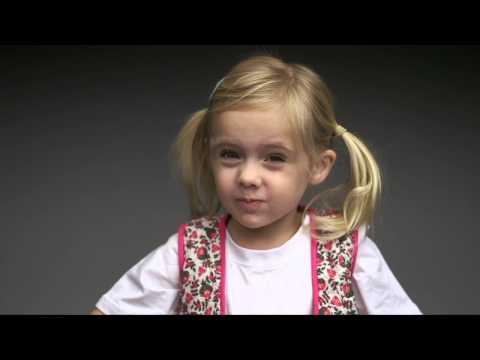 Lapsien ensipuraisuja – huikeita reaktioita hidastettuna