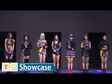(Eng Sub) [Full Ver.] CLC (씨엘씨) 'No.1' Showcase (No, 노, No.1) [통통TV]