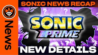 Sonic Prime Unveiled: Multiverse Storyline? New Tails Voice?   Sonic VA Leaves?   Sonic Movie 2 Info